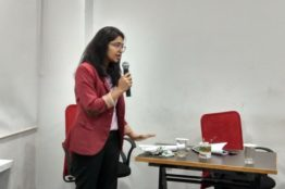 Speaking Contest at Rao Consultants
